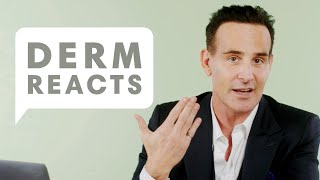 A Dermatologist Reacts to the Go To Bed With Me Comments | Derm Reacts with Dr. Paul Jarrod Frank