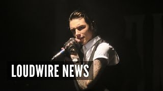 Black Veil Brides Singer Addresses Troubling Airplane Altercation With Wife