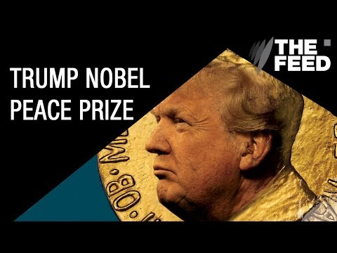 Trump's Nobel Peace Prize: Is this about to happen?