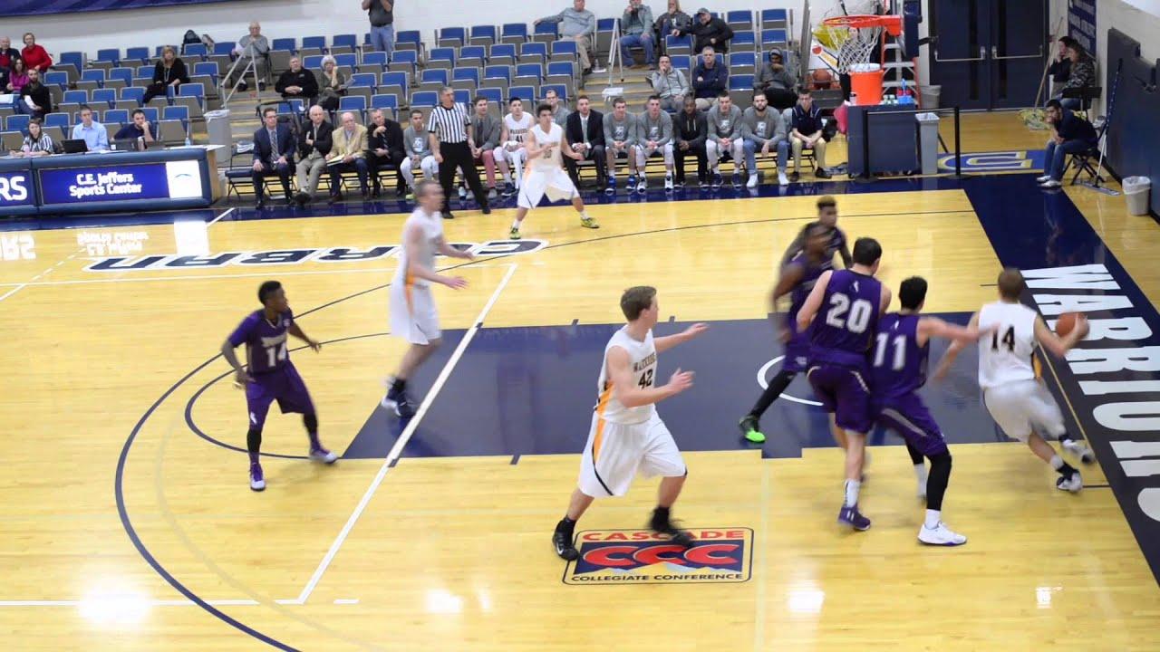 Corban Men's Basketball vs the College of Idaho: Game ...