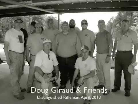 Doug Giraud Distinguished Rifle 2013
