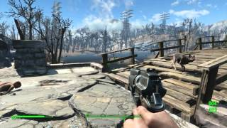 Fallout 4-на слабом ноутбуке-Реальность