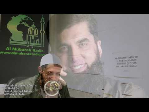 Mera Dil Badal Dai Naat Tribute By Hamzah Al Mubarak Dhorat For Junaid Jamshed (R.A)