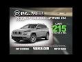 2017 Palmen 1000 Jeep Cherokee at Palmen in Racine