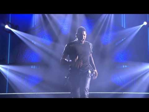 Usher - Medley (live AMA 2012)