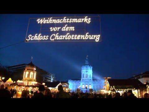 Weihnachtsmarkt Schloss Charlottenburg | Charlottenburg Palace Christmas Market