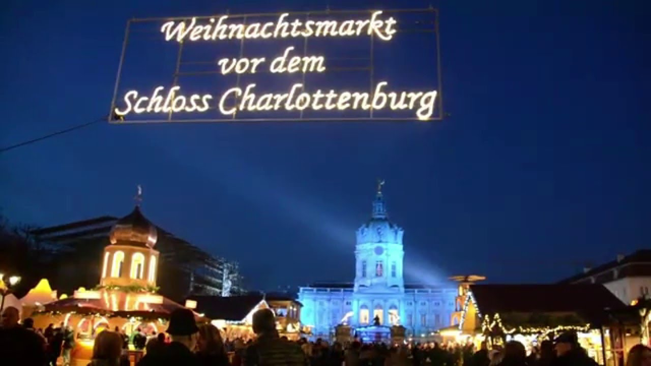 Weihnachtsmarkt Schloss Charlottenburg.Weihnachtsmarkt Schloss Charlottenburg Charlottenburg Palace Christmas Market