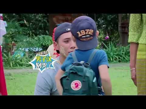 《爸爸去哪儿》第五季即将回归:刘烨和诺一 Dad Where Are We Going S05【湖南卫视官方频道】