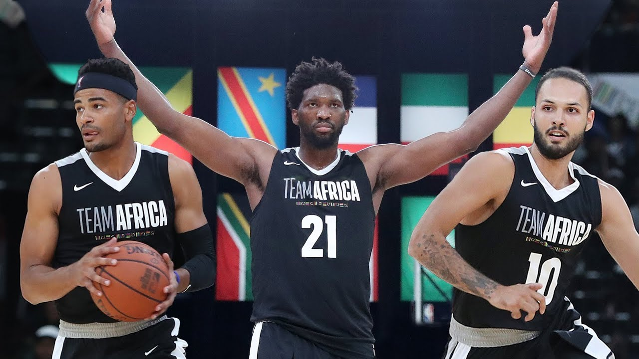 team-africa-top-plays-in-nba-africa-game-2018