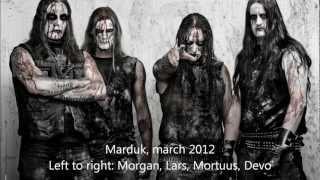 Marduk-Hail Mary (Piss - Soaked Genuflexion)