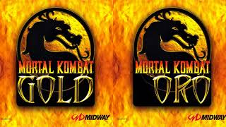 Mortal Kombat Gold All Character Pit Fatality Game Over