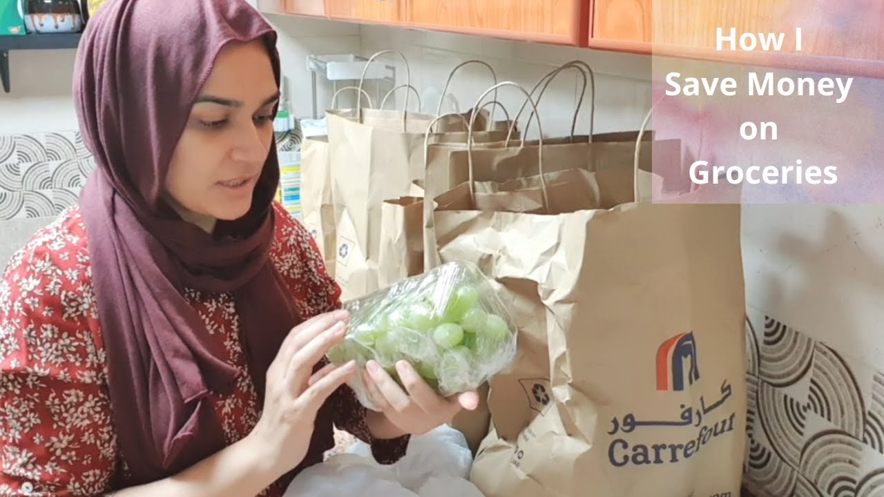600 ki grocery shopping sirf 250 mein - My Money Saving SECRET FORMULA- works in any country!