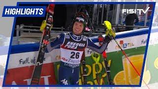 Alex Vinatzer conquista il primo podio in CdM!