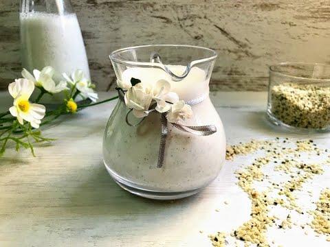 Рецепт конопли с молоком проращивают ли семена конопляные