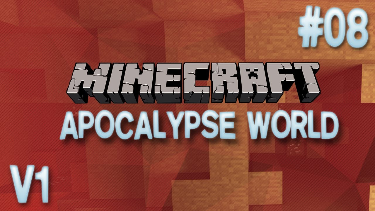Apocalypse World - Episode 8 ~ Lost in the Caves ! [Swear]