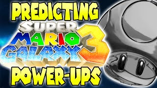 Predicting Super Mario Galaxy 3!! Power-Ups (Part 2)(For this video, I predict what Power-Ups could be in Super Mario Galaxy 3! Buy a Pink Gold Peach Shirt! ▻ https://teetube.co/products/the-nathaniel-brandy-shirt ..., 2016-07-09T13:30:37.000Z)