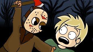O ATAQUE SURPRESA DO JASON - Friday the 13th The Game
