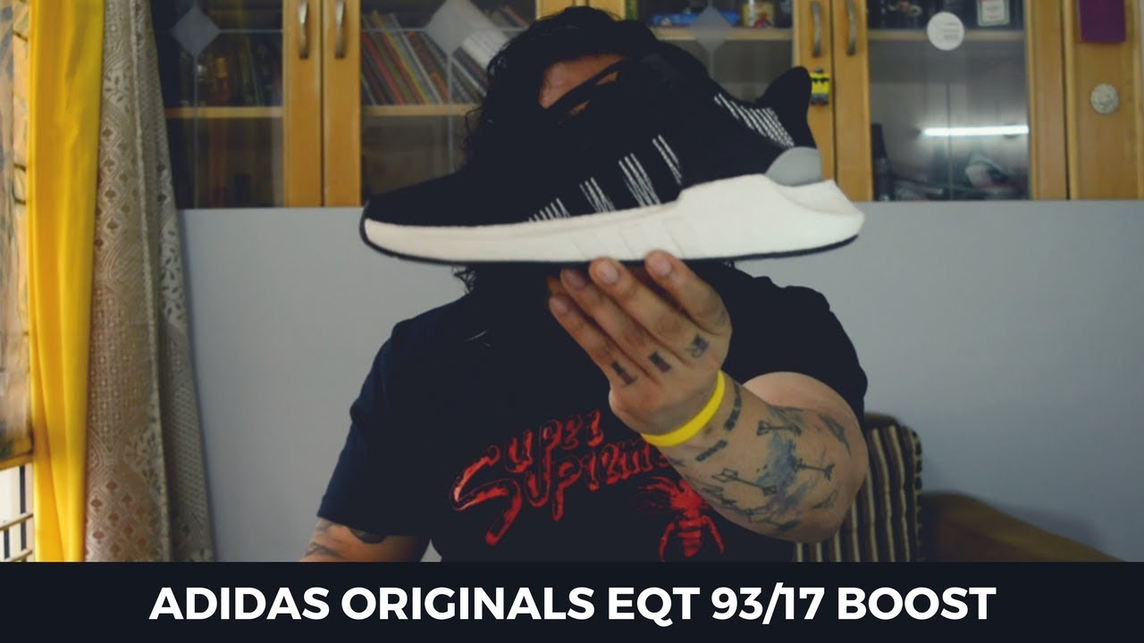 adidas EQT Support 93-17 Boost (Core Black) – Is this the ...