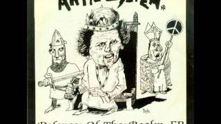 Anti-System - In Defence Of The Realm ep 1983