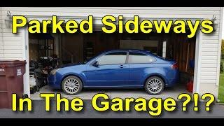 Funny Pranks : Sideways Car Prank
