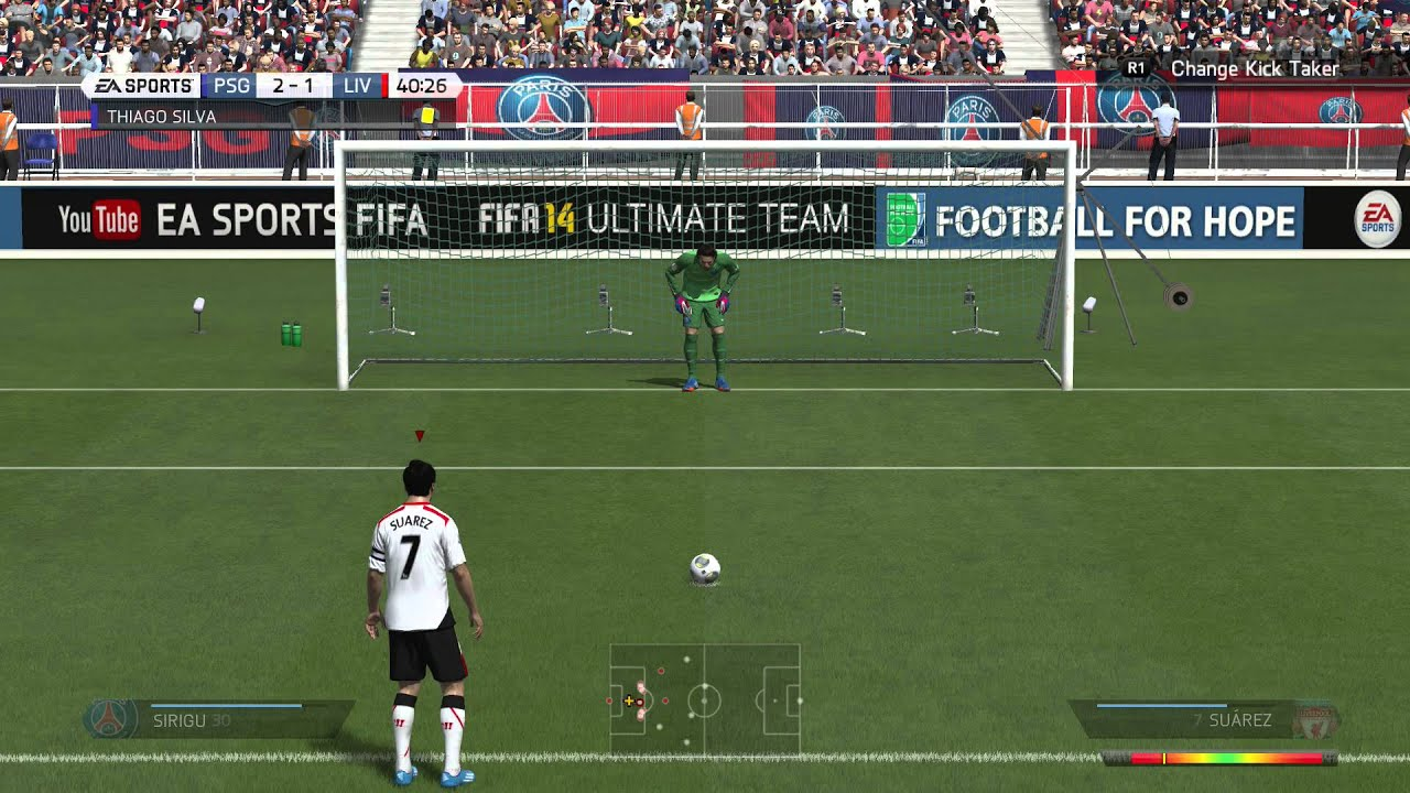 Ps4 fifa 14 online gameplay psg vs liverpool hd youtube ps4 fifa 14 online gameplay psg vs liverpool hd voltagebd Image collections
