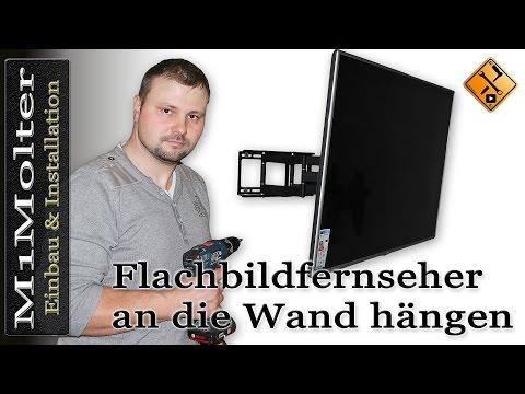 videoreview tv wandhalterung fullmotion xl doovi. Black Bedroom Furniture Sets. Home Design Ideas