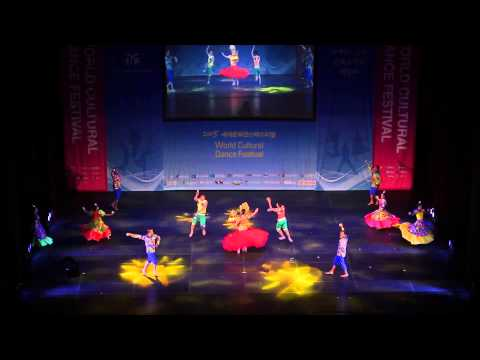 2015 IYF World Cultural Dance Festival - Tag-araw (Philippines)