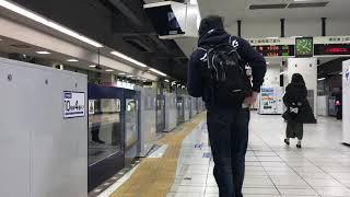 東武東上線 池袋4・5番線 ホームドア稼働開始当日 2019/12/21③