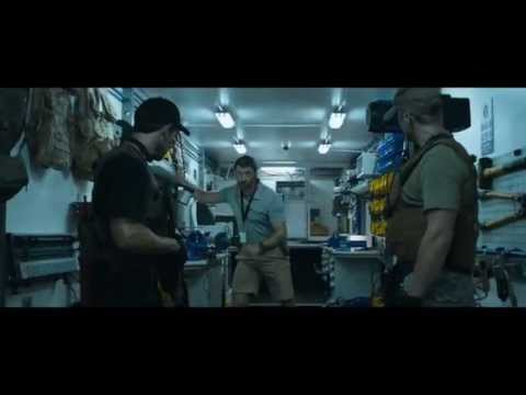 """CHAPPIE Film Clip - """"Where You Going"""""""