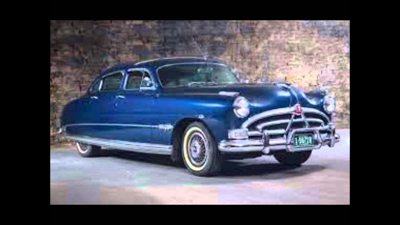 1951-1954 Hudson Hornet tribute - YouTube