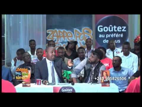 Zappe Pas ton Neveu, Le Neveu National feat Peguy Tabu et Nathalie Makoma