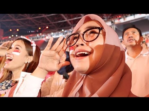 ASIAN GAMES! Terharu, Merinding! Ada SUJU di part 2💪🇲🇨