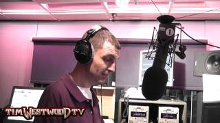 Westwood - JLS on N-Dubz, new music, band colours  & swagger 1Xtra