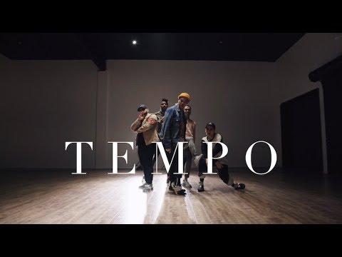 Chris Brown TEMPO | Choreography by Brian Puspos | @brianpuspos @chrisbrown