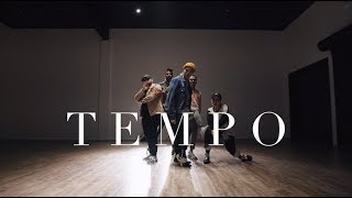 Chris Brown TEMPO | Choreography by Brian Puspos | @brianpuspos @chrisbrown