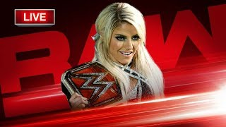 WWE RAW 18 JUNE 2018 LIVE STREAM LIVE REACTIONS WATCH PARTY