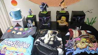 Clash Of Clans India Sent Me Some Cool Stuff - Unboxing & Giveaway