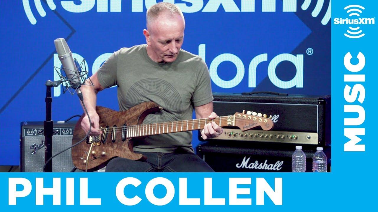 Phil Collen Hysteria Live Siriusxm Youtube