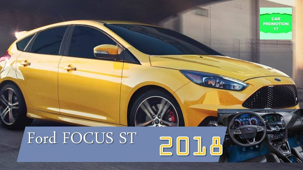 Ford Fiesta Sedan >> 2018 FORD Focus ST Review Interior & Exterior,Focust ST Triple Yellow Tri & Sporting - YouTube