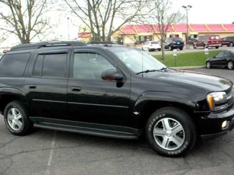 2005 Chevrolet Trailblazer LT, Extended 7 passenger, 4x4 ...