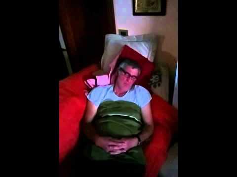 Hard sleeper uncle tony - Sonno tosto Zio Tony
