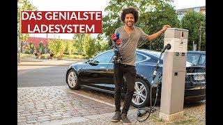 Das Genialste Ladekabel Für Tesla Und Alle Elektroautos!