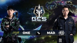 Mad Team vs One Team - Vòng Play-off 2 - GCS Mùa Xuân 2019