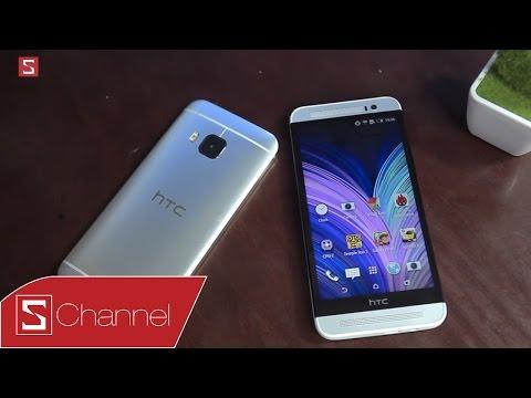 Schannel - Hiệu năng HTC One E8 bỏ xa HTC One M9 : Ôi thần linh ơi !!!