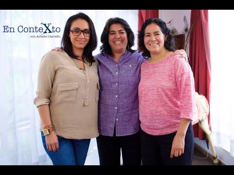 Lol Kin Castañeda y Judith Vazquez EnContexto del Matrimonio Igualitario