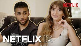 Do Mimi Keene and Chaneil Kular Think Ruby \u0026 Otis Should Be Endgame? | Netflix IX