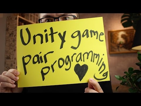 Unity game pair programming - Let's code - FunFunFunction #53