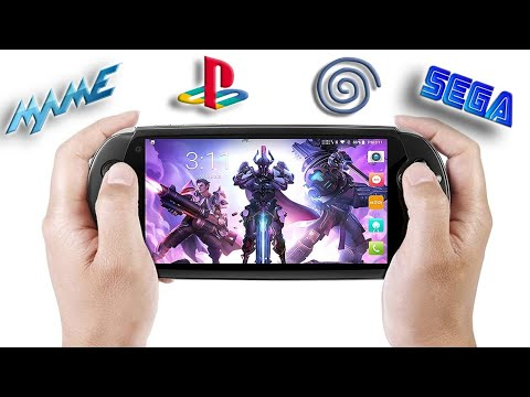 Ultimate Handheld Emulation MOQI I7 Wicked Review Android Gaming Device