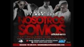 Nosotros Somos - Yomo Ft. Franco El Gorila , Zion y Lenox