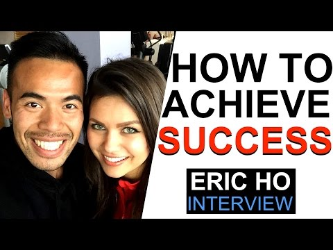 5 Secrets to Achieving Success in Life (Ft. Eric Ho - H Akademy)